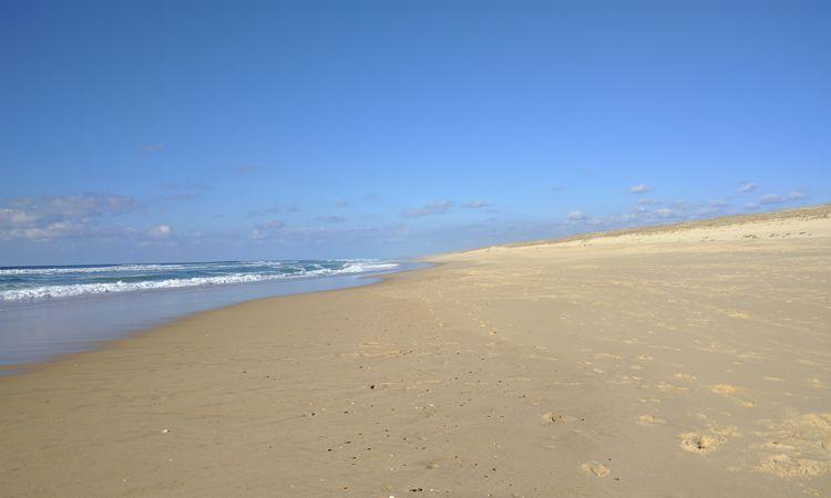 Messanges Plages: so muss ein Strand aussehen!