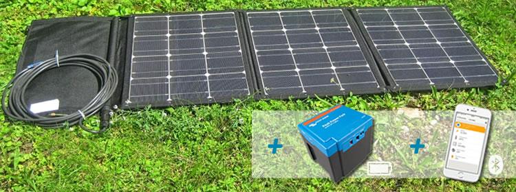 ultimative mobile solaranlage f r s wohnmobil. Black Bedroom Furniture Sets. Home Design Ideas