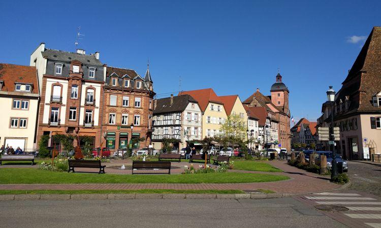 Wissembourg.