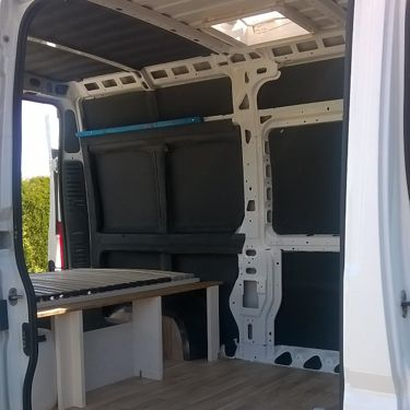 vom fiat ducato zum wohnmobil ausbaublog. Black Bedroom Furniture Sets. Home Design Ideas