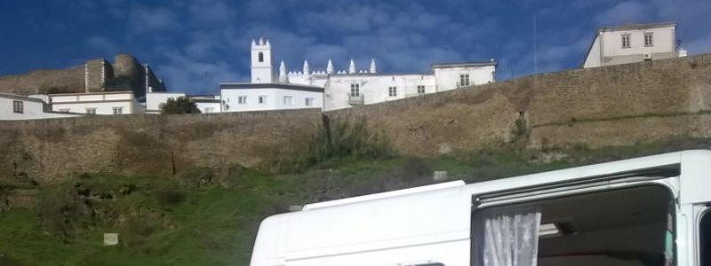 Mertola, Alentejo Portugal