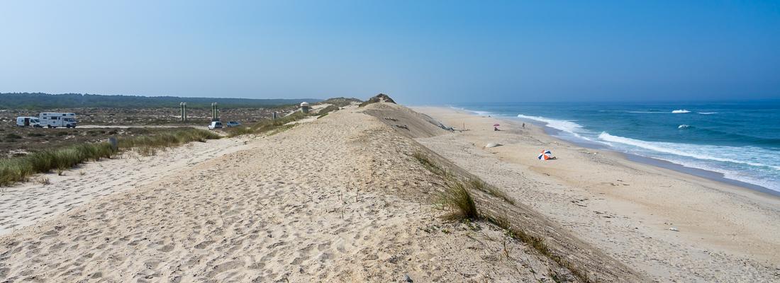 Einmal quer durch Portugal, bitte.
