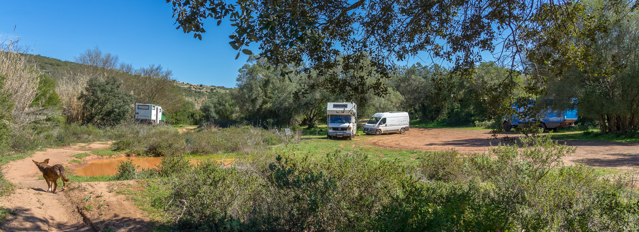 Algarve – noch ein letztes Mal Portugal