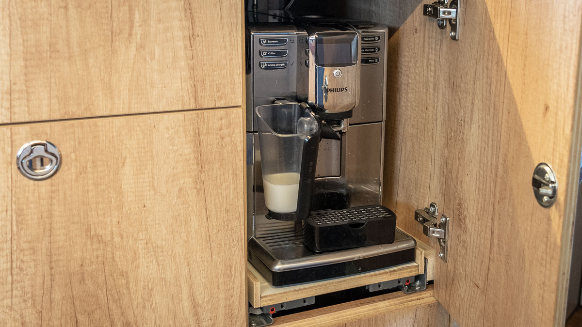 230V Kaffeemaschine Wohnmobil