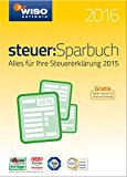 WISO steuer:Sparbuch 2016 [PC Download]
