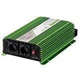 Offgridtec® HP12-1300 Sinus Spannungswandler 12V 230V 1300W 2600W