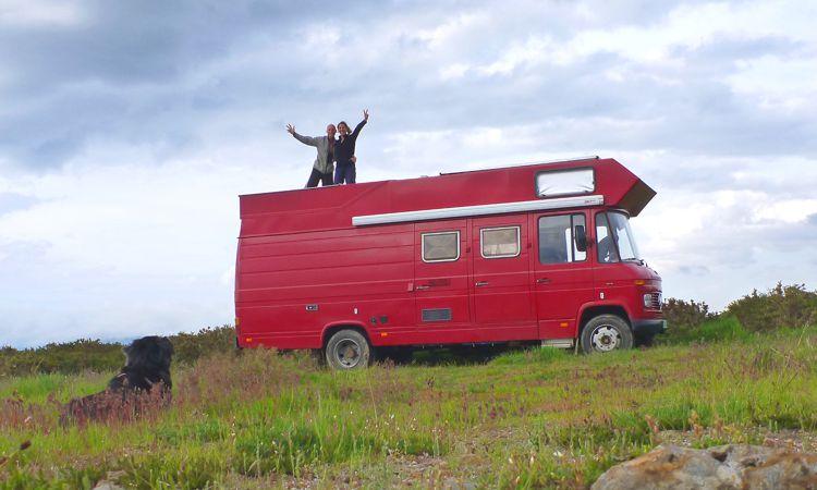 Abenteuer unterwegs Womo