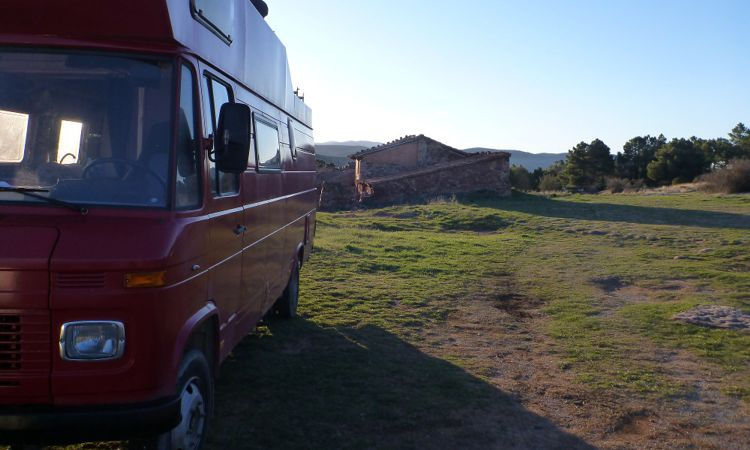 Abenteuer Unterwegs, mit dem Wohnmobil in Spanien