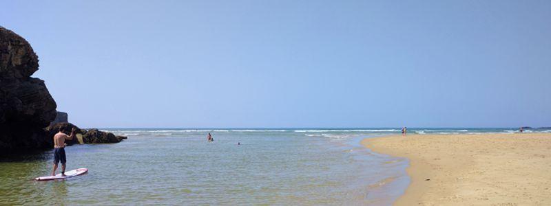 Aljezur, Praia da Amoreira
