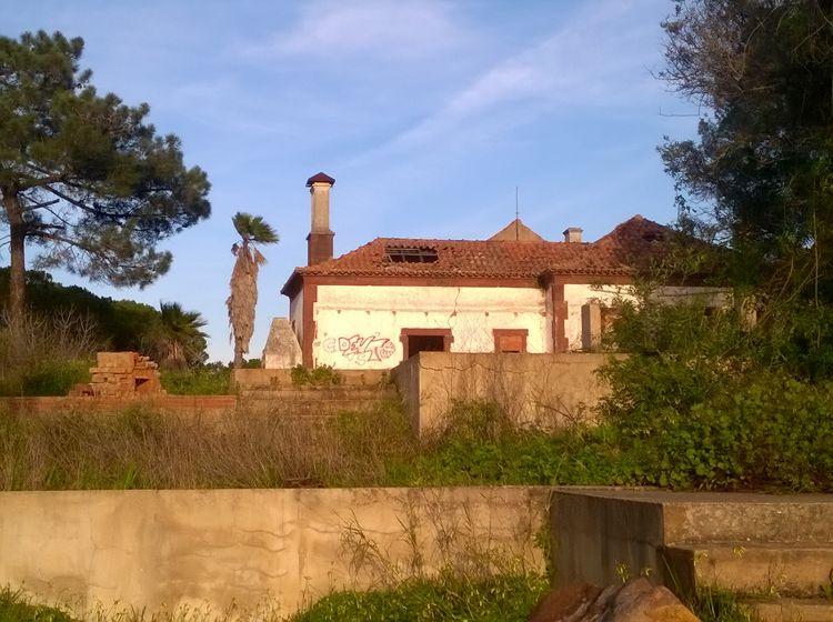Es gibt schon paar tolle verfallene / verlassene Häuser, die möchte man direkt kaufen und ausbauen.