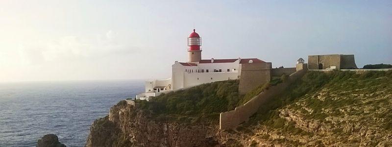 Algarve Wohnmobiltour Sagres