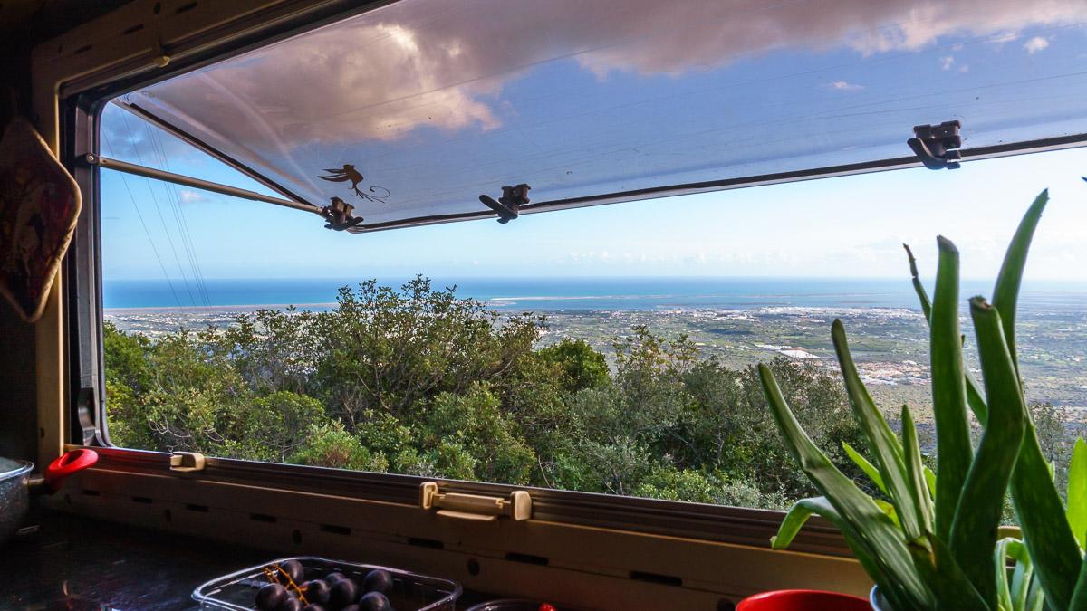 Mit dem Wohnmobil in Portugal überwintern