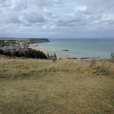 Arromanches - Gold Beach