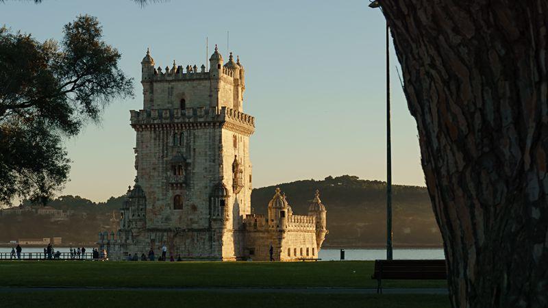 Sehenswürdigkeit in Belém: der Torre