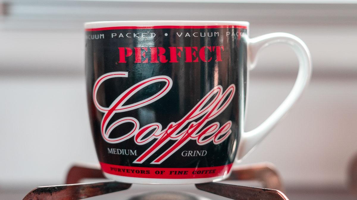 bester Kaffee im Wohnmobil
