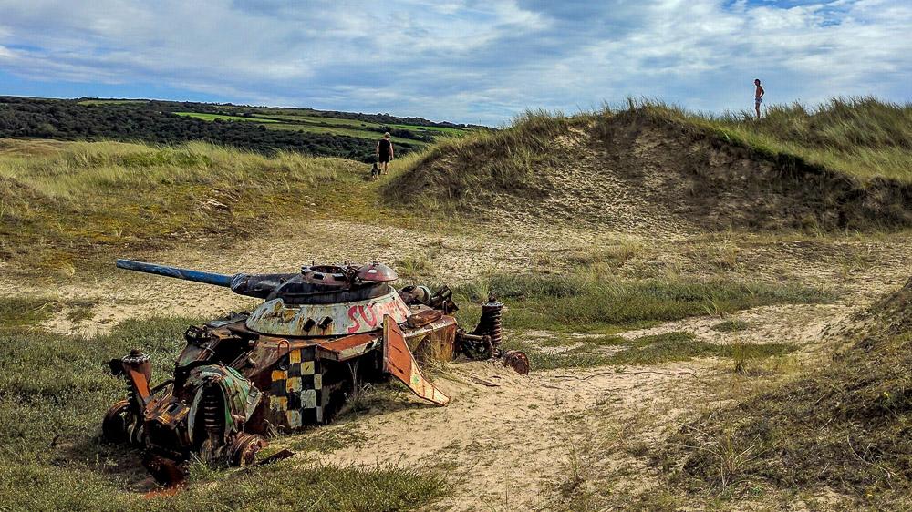 Wohnmobiltour Frankreich: Normandie und Bretagne