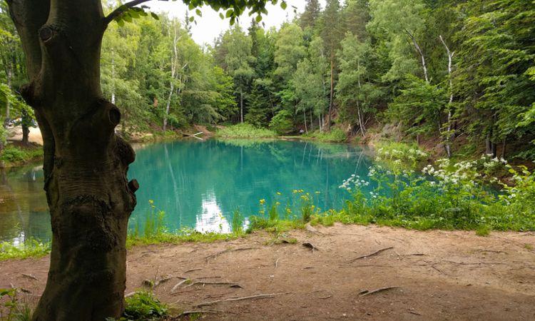Kolorowe Jeziorka (bunte Seen) im Riesengebirge