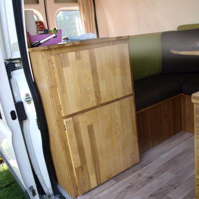 Wohnmobil Kühlschrank Camping 230V
