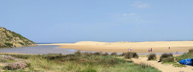 Praia da Bordeira, Carrapateira Algarve