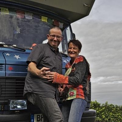 Claudia und Andreas Reufenheuser von 14qm