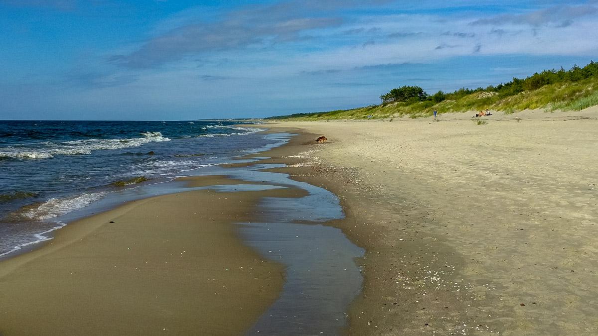 Ostsee - polnische Ostseeküste