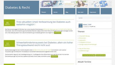 diabetes-und-recht.de