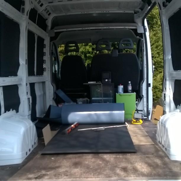 mein fiat ducato camper ausbau selbstausbau zum wohnmobil. Black Bedroom Furniture Sets. Home Design Ideas