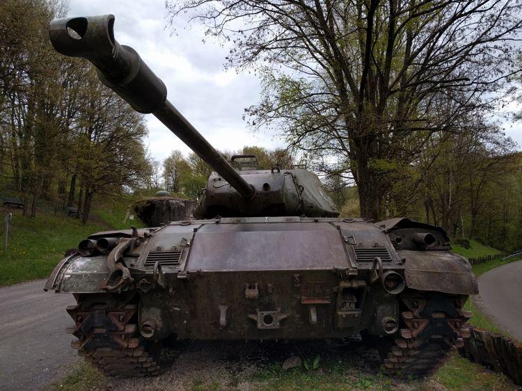 Panzer, alt.