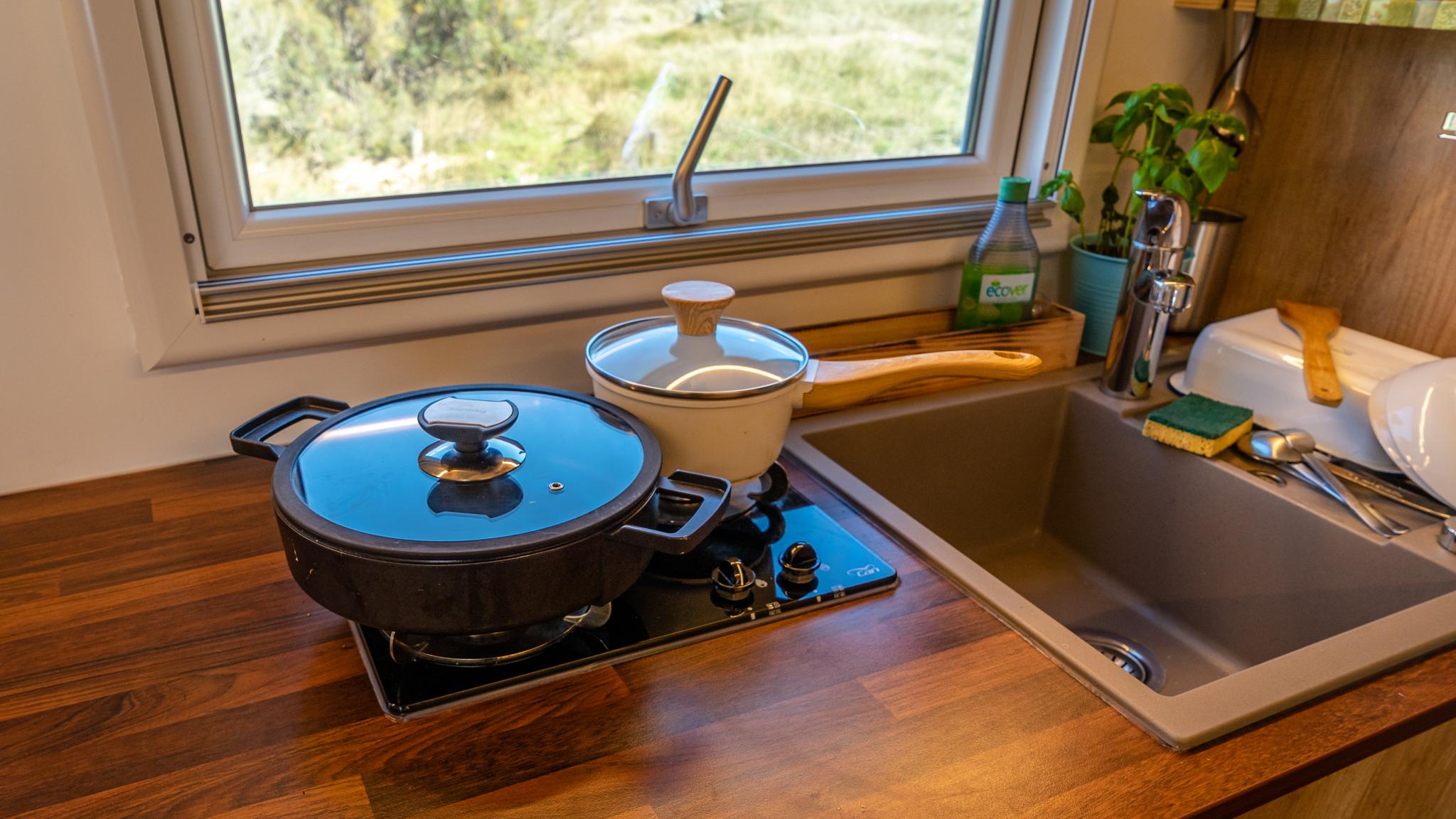 Gasherd Wohnmobil Küche