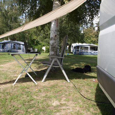 Campingplatz in Hohnstein