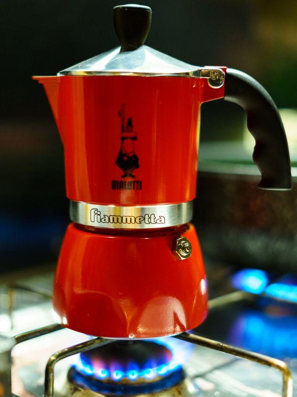 Bialetti Kaffeekocher Camping