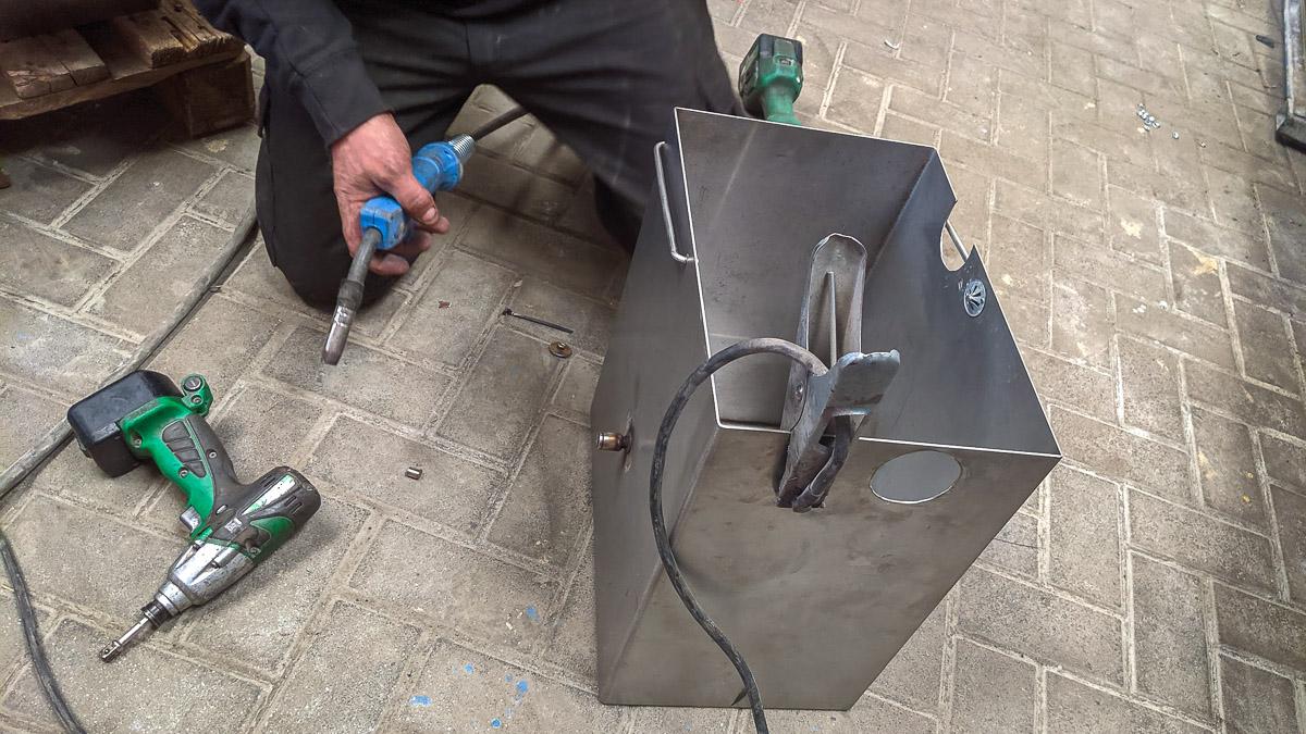 Komposttoilette selbst bauen