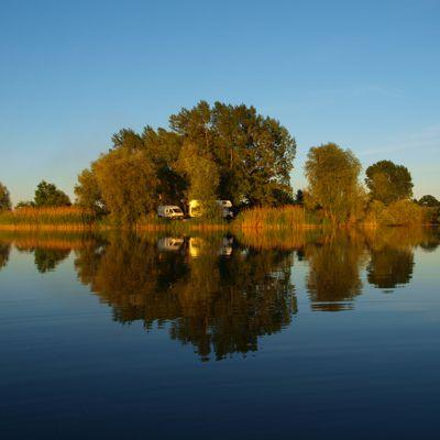 Lieblingsplatz in Polen: See, Sommer, keine Moskitos