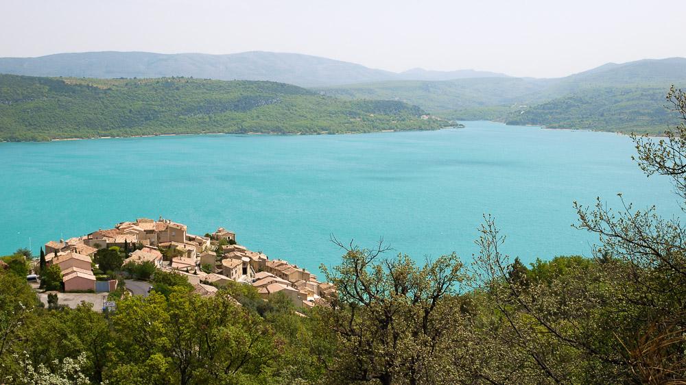 Provence Naturpark Verdon