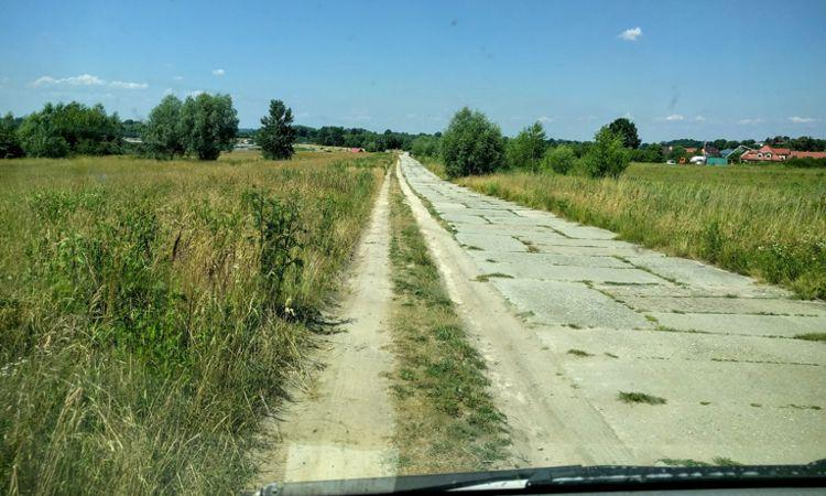 Nebenstraße nach polnischer Definition