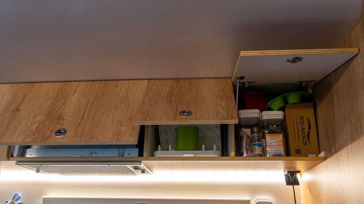Oberschränke Küche