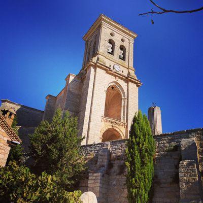 Dorfkirche von Pampliega