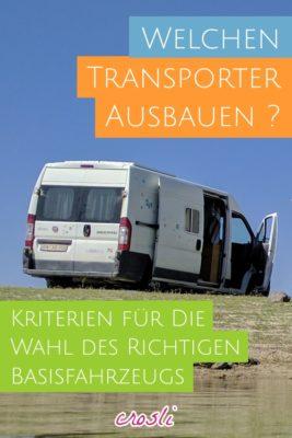 Transporter Ausbau Wohnmobil