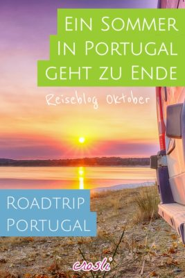 Reiseblog Wohnmobil Portugal