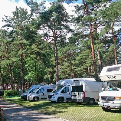 Campingplatz Stogi / Danzig