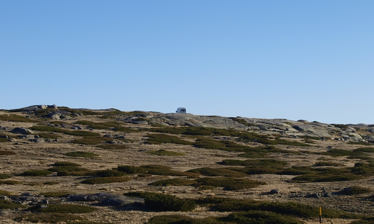 Auf 2.000m Höhe, Serra da Estrela