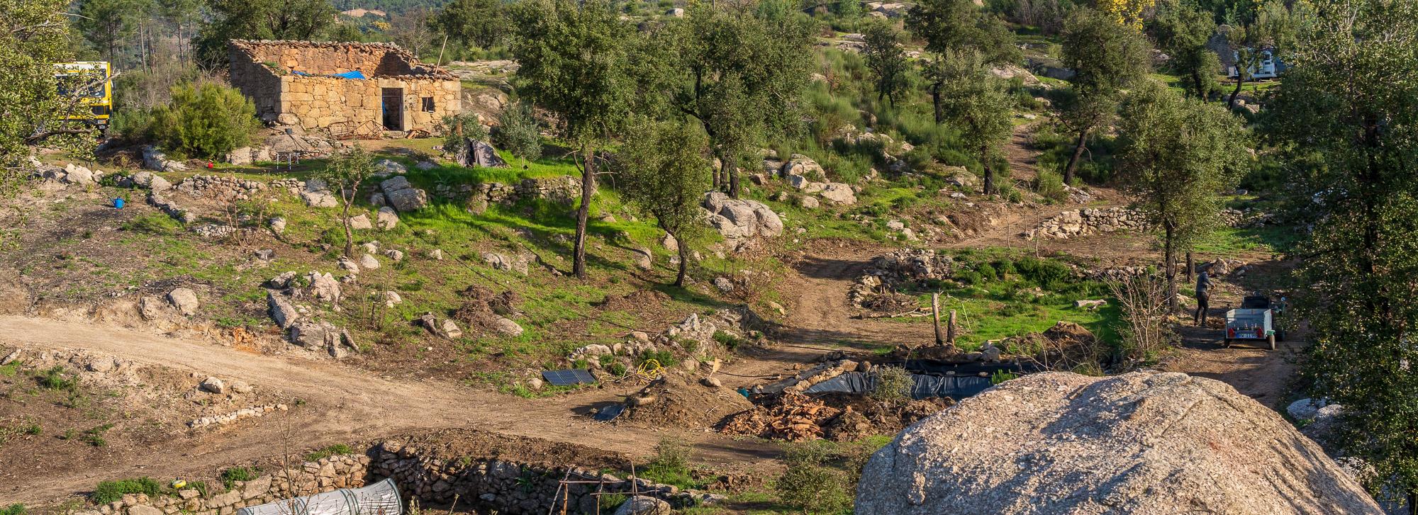 Quinta Prazera | Vier Jahreszeiten im Februar