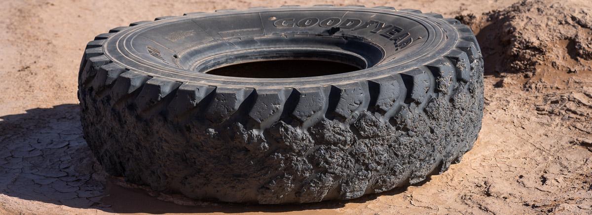 Wichtig: die richtigen Reifen am 4x4 Wohnmobil