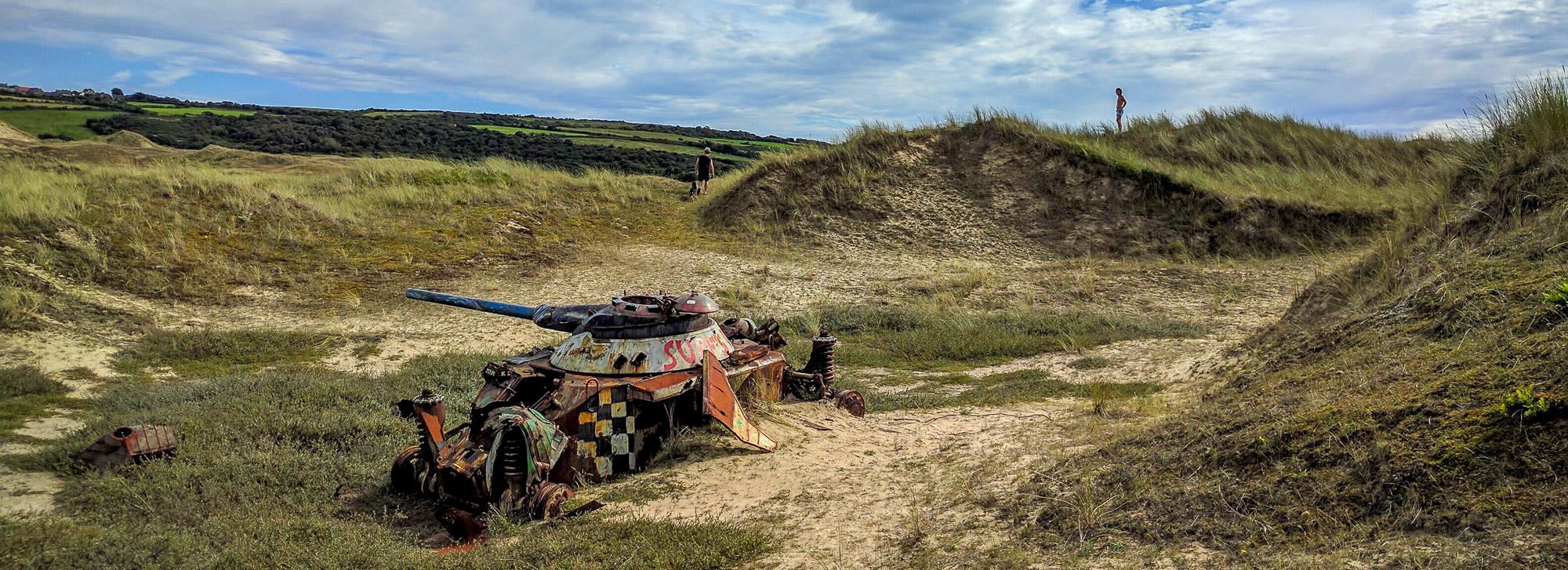 Reisebericht Normandie mit dem Wohnmobil