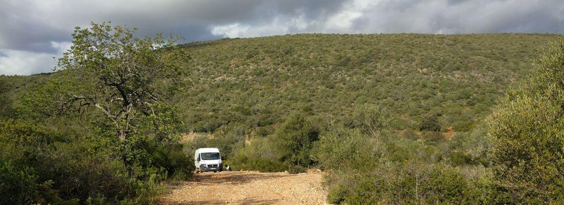 Schlammcatchen und Offroadaction an der Algarve