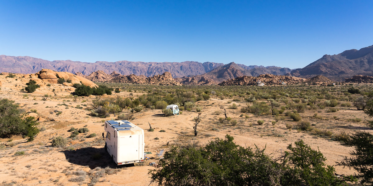 Reiseblog Wohnmobil Marokko