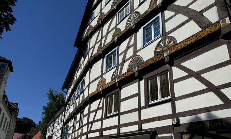 Altstadt von Soest: wunderschöne Fachwerkhäuser