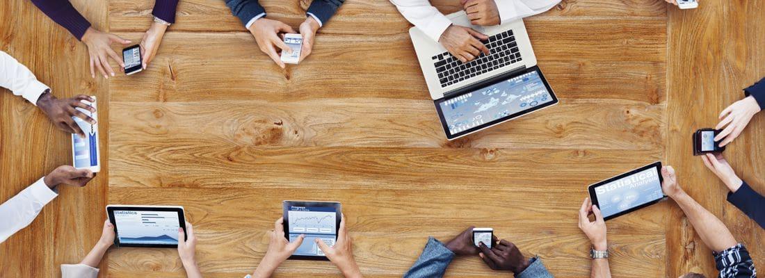 Software für Selbständige und Kleinunternehmen: meine Programme für Buchhaltung, Büro, Datensicherung & Kommunikation