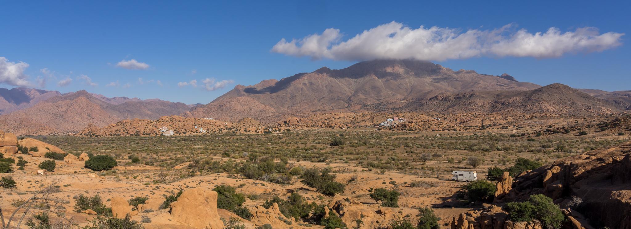 Marokk VII: nach Trafraoute und Sidi Ifni