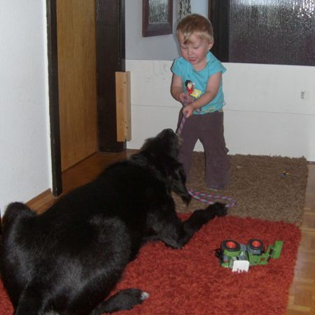 Tizon 2010: Kräftemessen mit dem Neffen